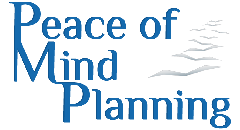 Peace of Mind Planning logo - www.preplannedfunerals.com